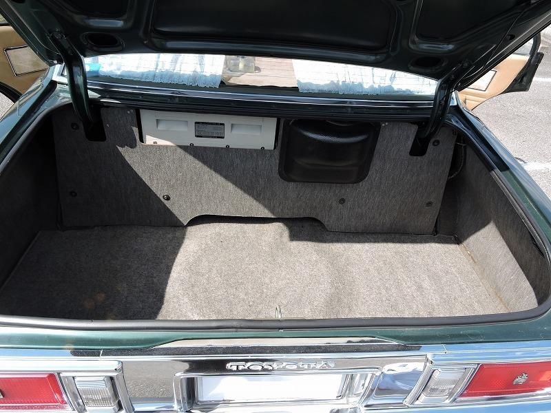 トヨタクラウン ロイヤルサルーン 昭和54式 MS106 美車 旧車_画像8