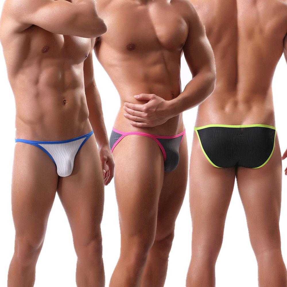 Msemis Men's Pocuh Thong