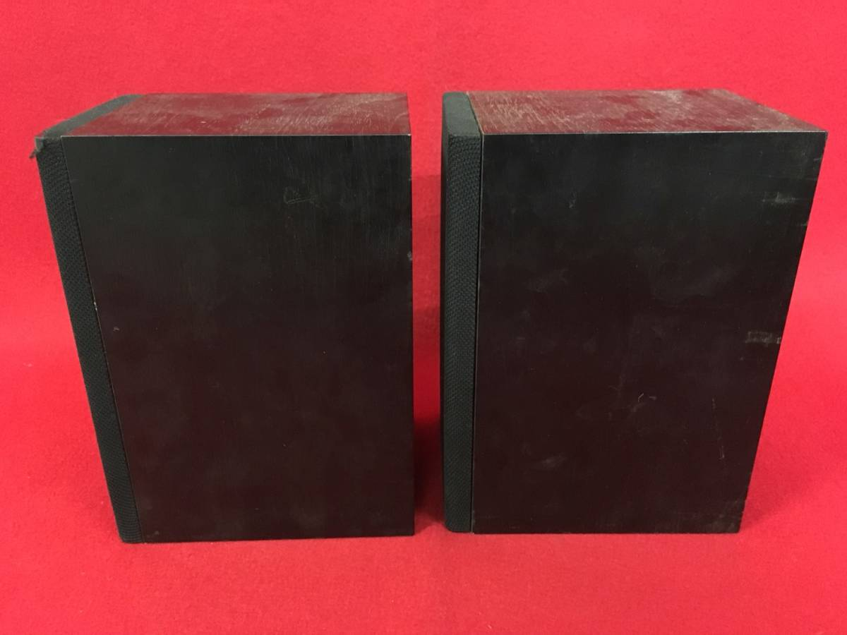 K-1128⑤: YAMAHA/ヤマハ/NS-10MM/スピーカー/コンパクト/音響機器/現状品_画像4