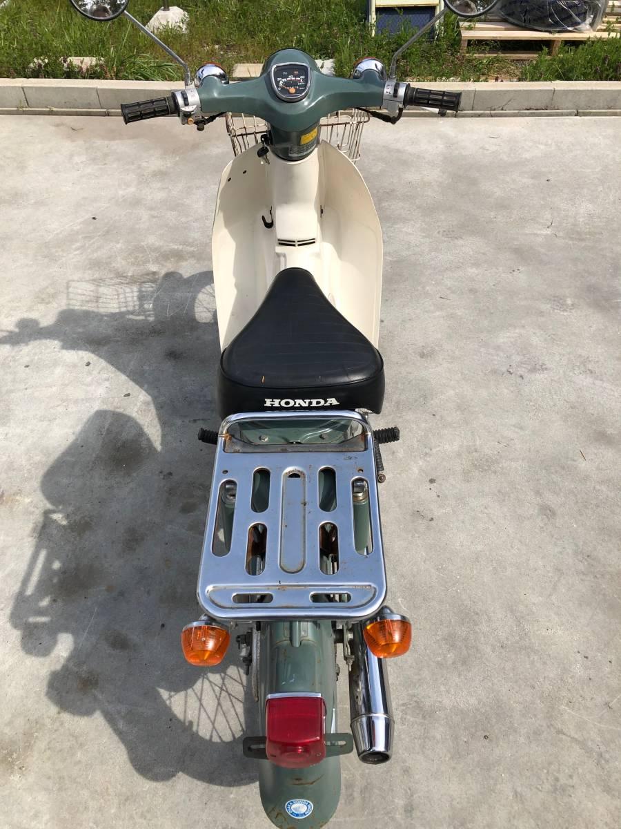 スーパーカブ Honda Super CUB キャブ '82 4.7PSエンジン 大阪発_画像8