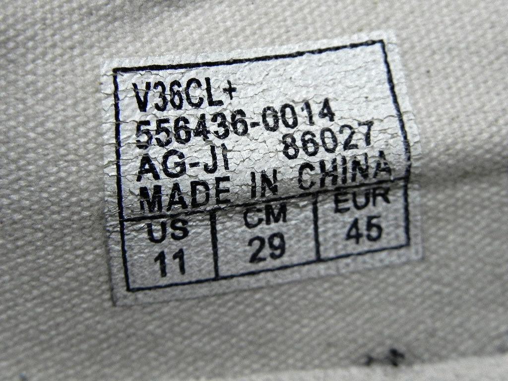 ★VANS バンズ OLD SKOOL オールド スクール Ultra Cush 黒×白 29.0cm 美品 Used 検 SK8 スケート ハーフキャブ_画像9