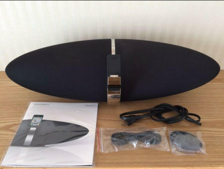 【美品】Bowers&Wilkins スピーカー Zeppelin Air ツェッペリン エアー 本体 付属品 #0116_画像1