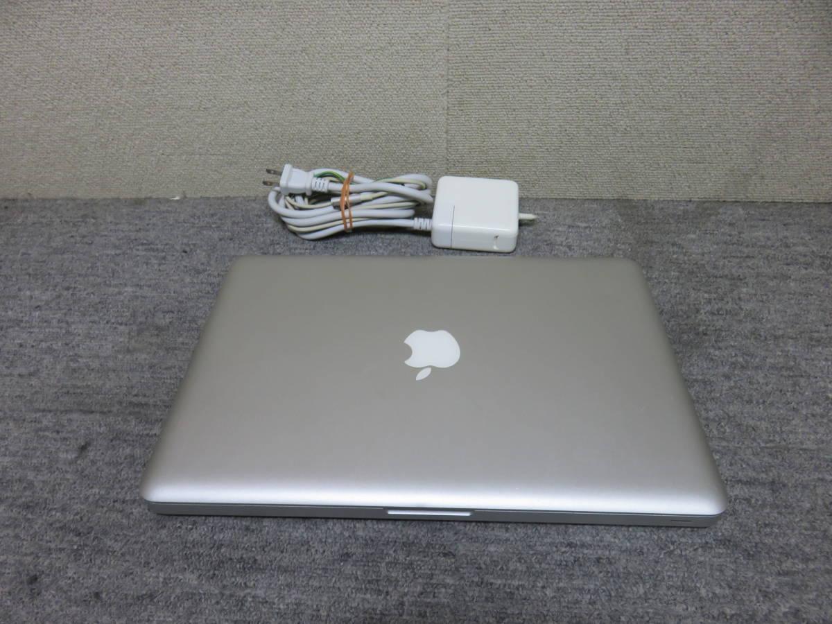 MacBook Pro A1278 ◆13.3型◆ 高速起動 SSD 480GB / CPU 2.26GHz / PC3 - 8GB ◆ ダブル Mac OS X & Windows7 ◆ Adobe, Office付_画像8