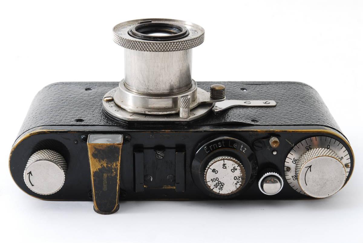 ☆極上☆ LEICA A型 I型 Elmar 50mm F3.5 バルナック ライカ エルマー 17000番台 後期型 #697_画像5