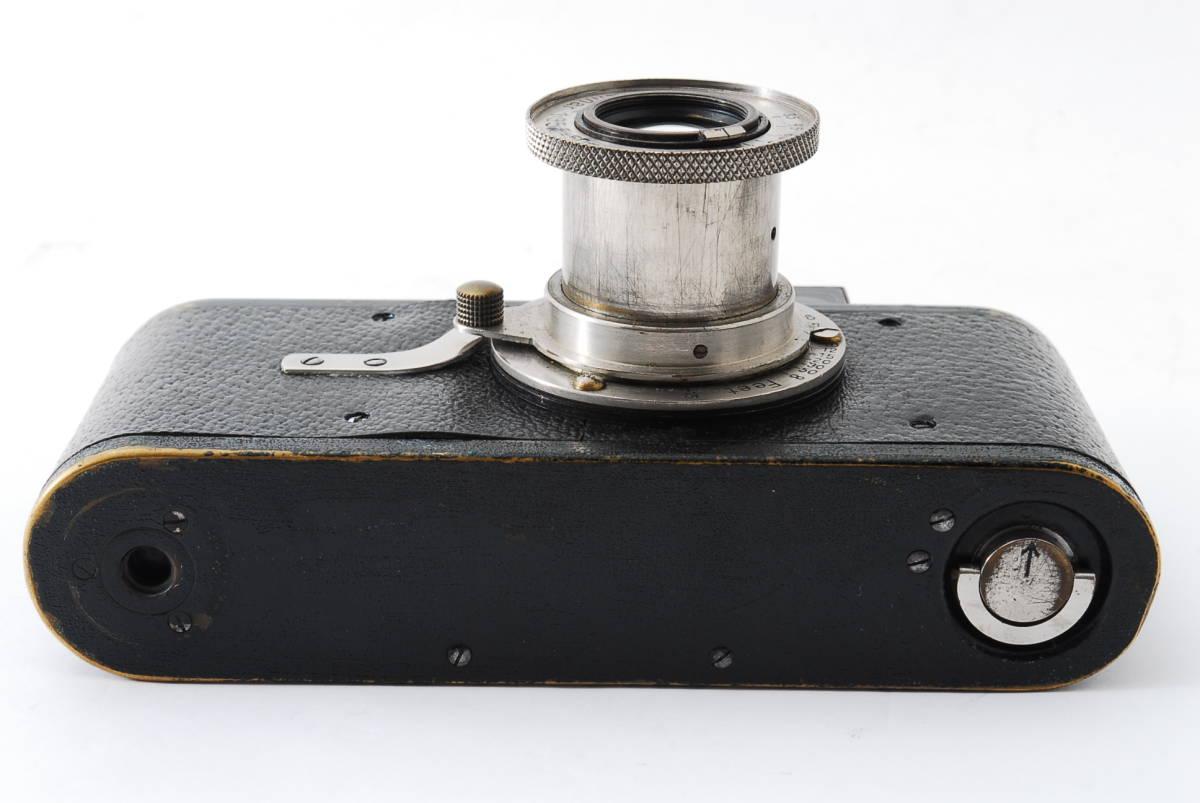 ☆極上☆ LEICA A型 I型 Elmar 50mm F3.5 バルナック ライカ エルマー 17000番台 後期型 #697_画像6