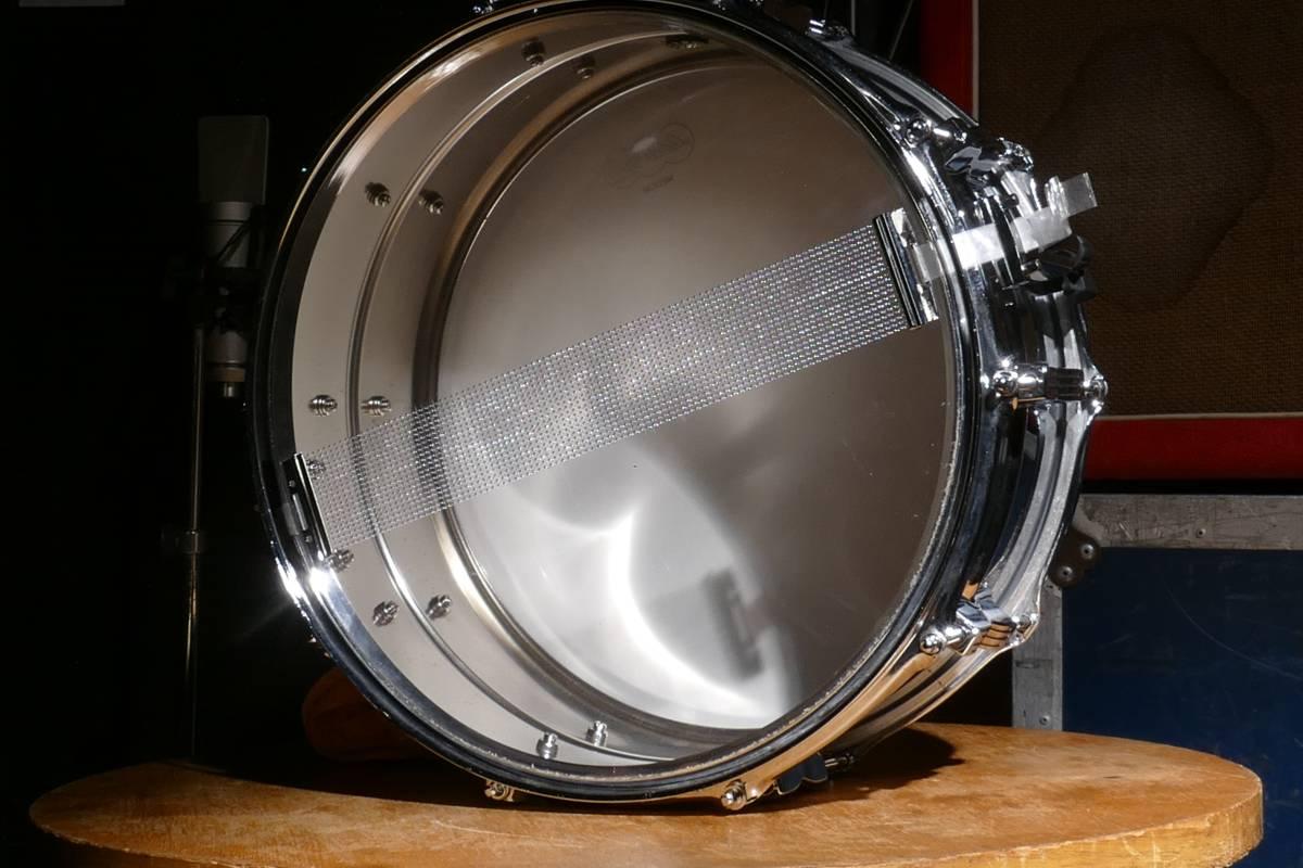 PREMIER シングルヘッド ドラムキット + LUDWIGスネア_画像8