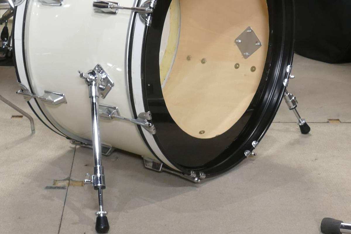 Pearlドラムキット + WFL(LUDWIG)30~50年代スネア_画像2