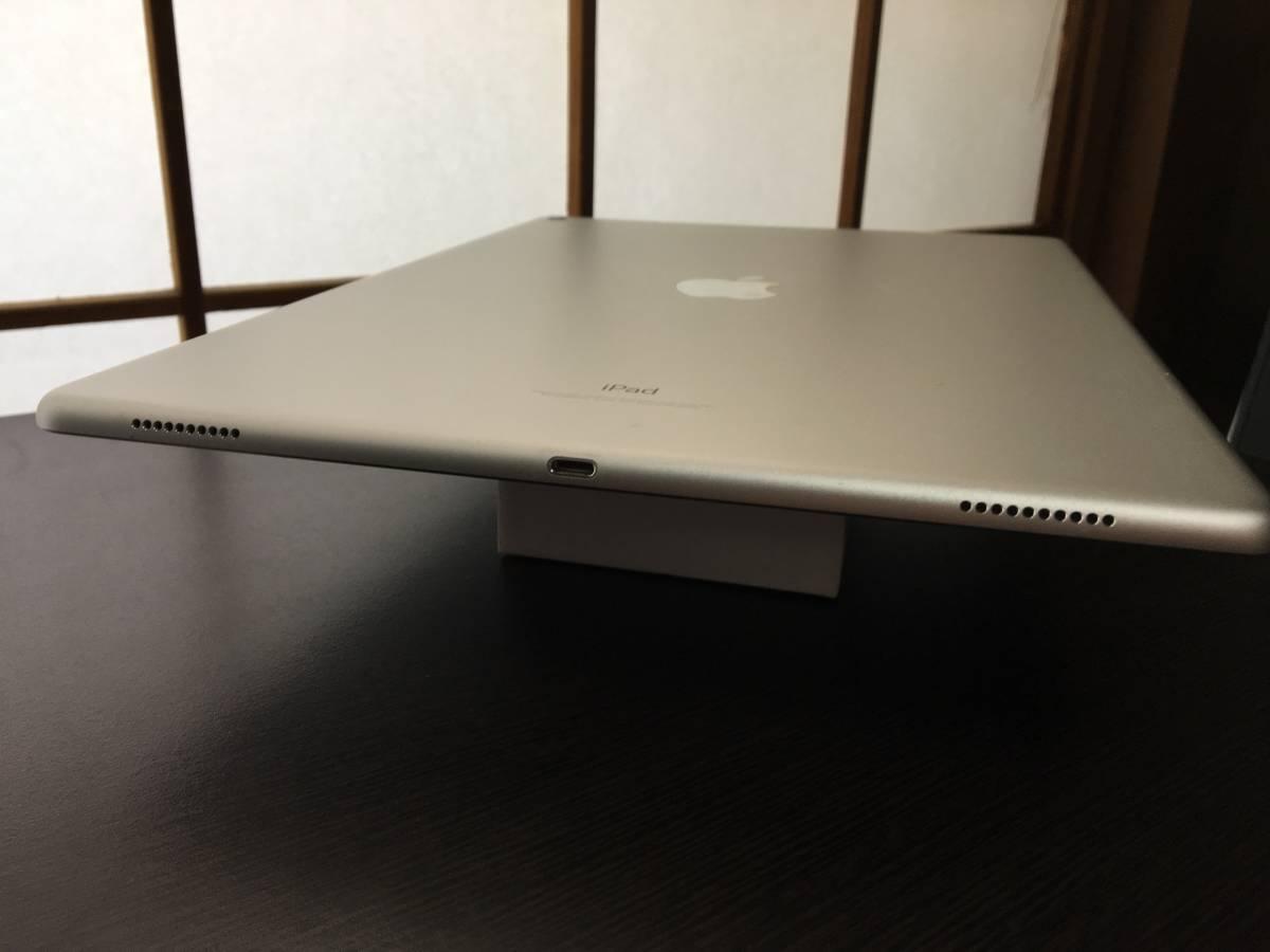 iPad Pro 12.9インチ 第2世代 cellular(SIMロック解除済!) 64GB・おまけつき!_画像5