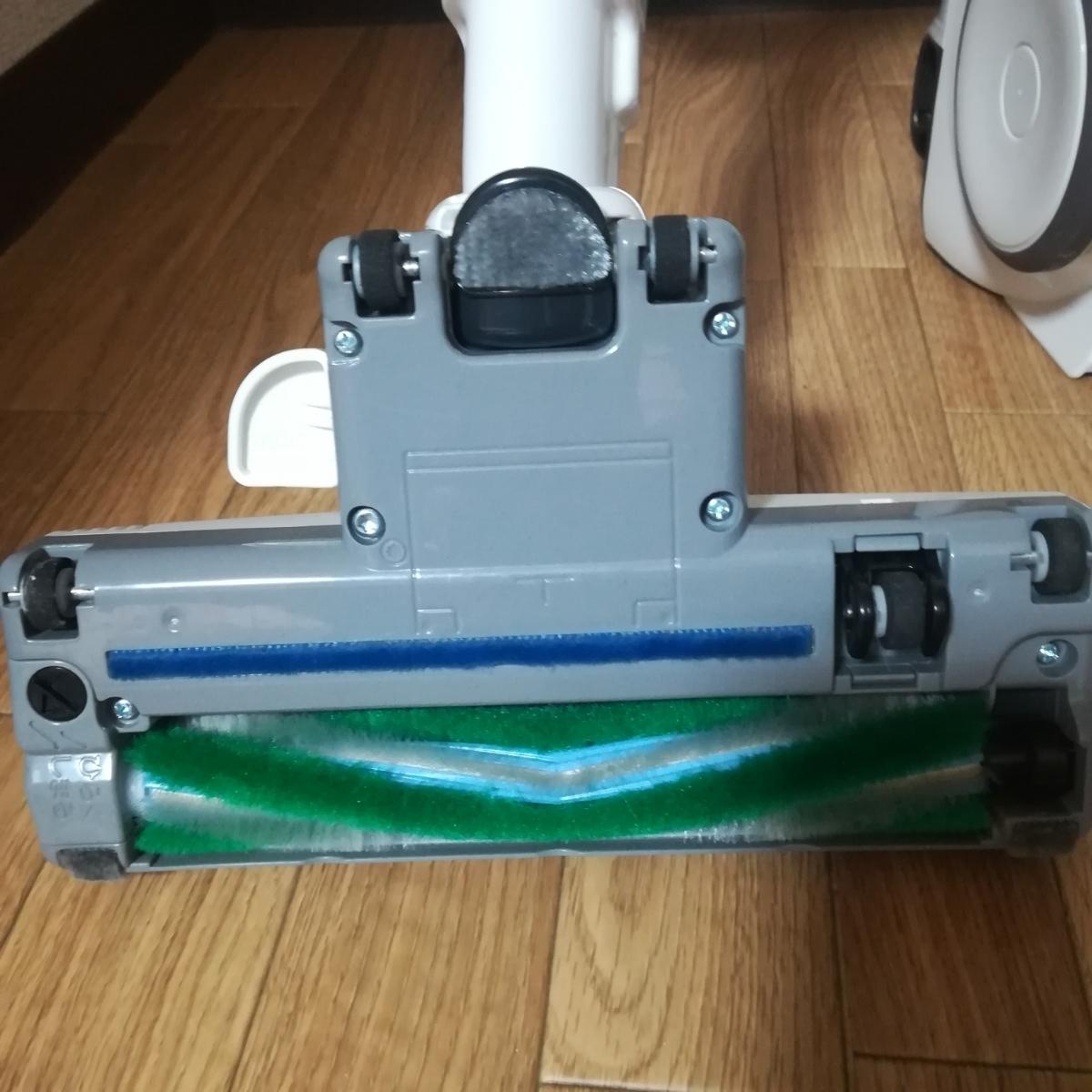 MC-SJP520G パナソニック 掃除機 新品紙パック付 送料無料 美品_画像6