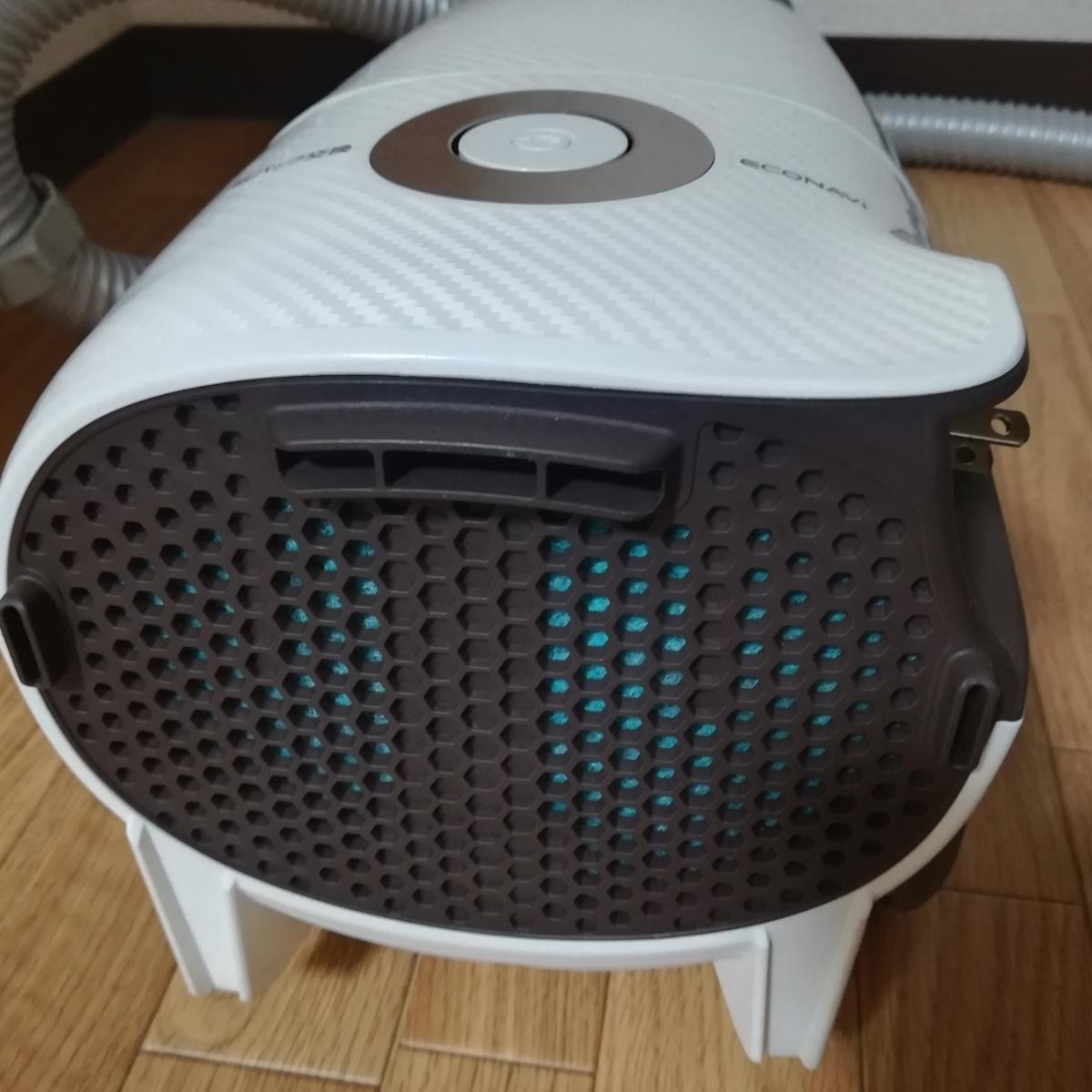 MC-SJP520G パナソニック 掃除機 新品紙パック付 送料無料 美品_画像3