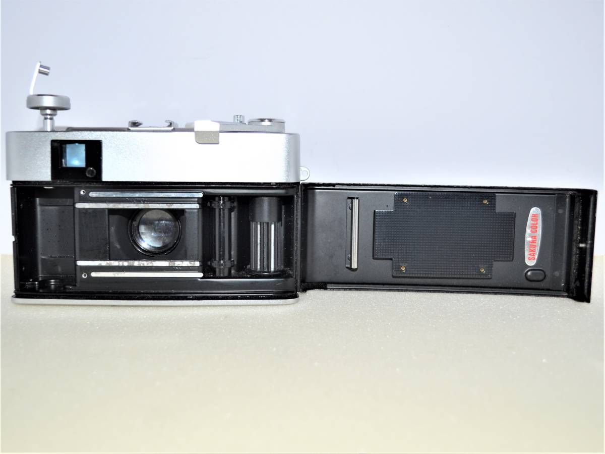 ★希少完動美品★ Konica コニカ AUTO S2 EL ( HEXANON 45mm F1.8 ) レンジファインダー K306_画像5