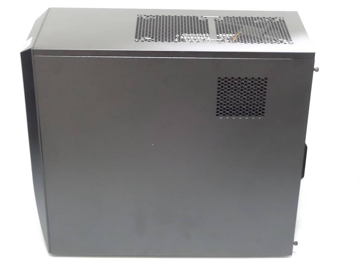 ドスパラ i7-8700/8G/1TB+500GB/DVD-S/GTX1060/Win10_画像3