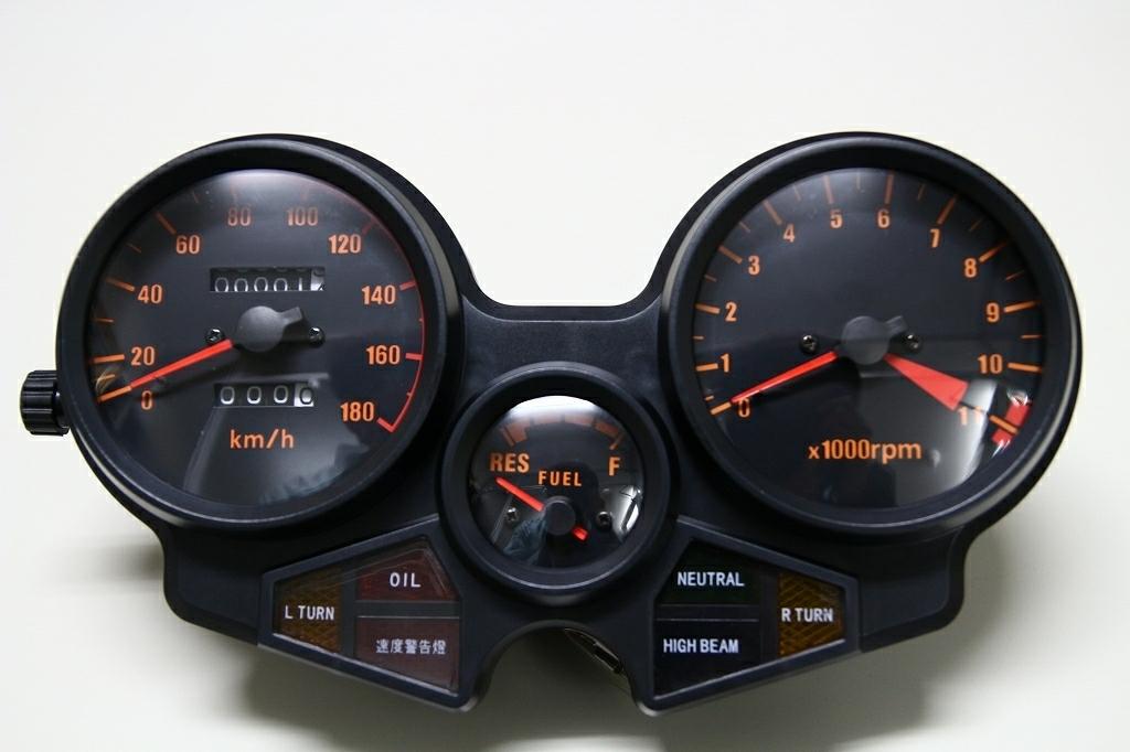 送料無料/CBX400F/550F/新品メーターASSY/即決6万円/リプロダクト品/動作確認済/メーターユニット