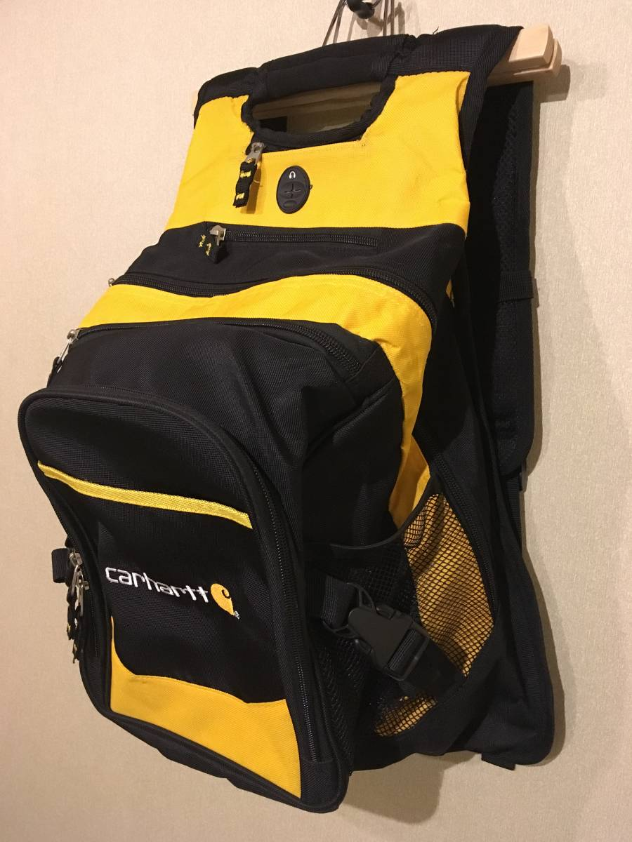 Carhartt Laptop Backpack USED カーハート バックパック リュック_画像2
