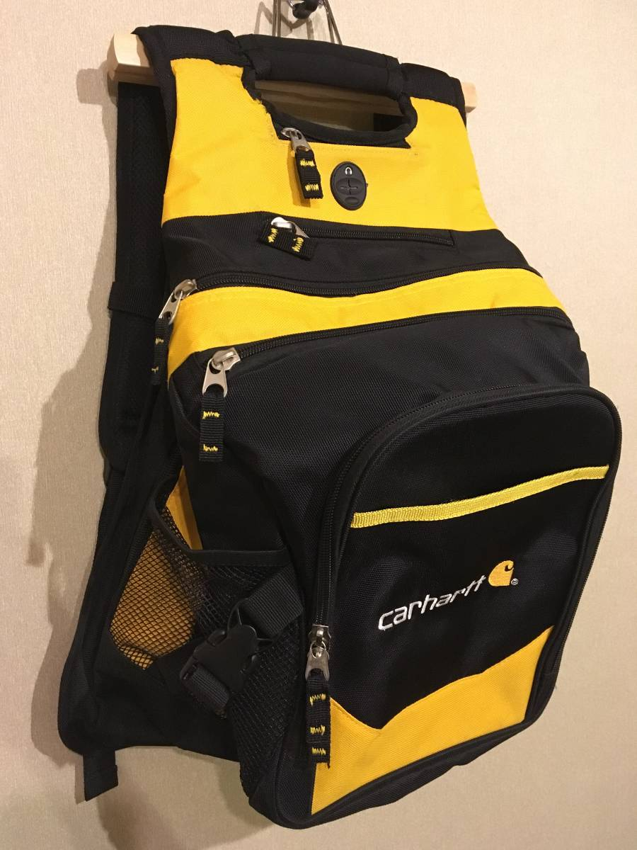 Carhartt Laptop Backpack USED カーハート バックパック リュック_画像3