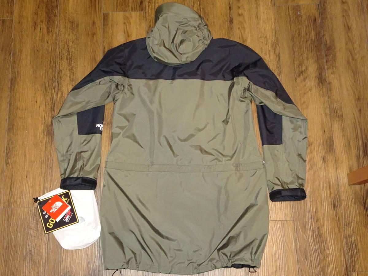 新品 ノースフェイス Mountain Raintex Coat NP11940 マウンテンレインテックスコート ジャケット ニュートープ sacai HYKE GORE-TEX_画像4