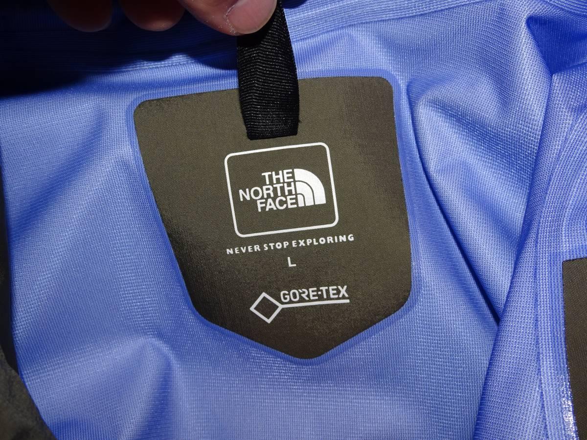 新品 ノースフェイス Mountain Raintex Coat NP11940 マウンテンレインテックスコート ジャケット ニュートープ sacai HYKE GORE-TEX_画像7
