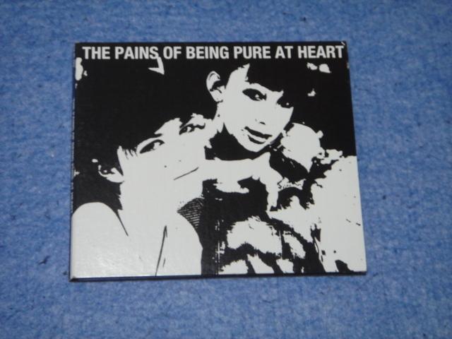 極美CD初回見開き特殊ジャケ★The Pains Of Being Pure At Heart『The Pains Of Being Pure At Heart』シューゲイザー轟音ギター_画像1
