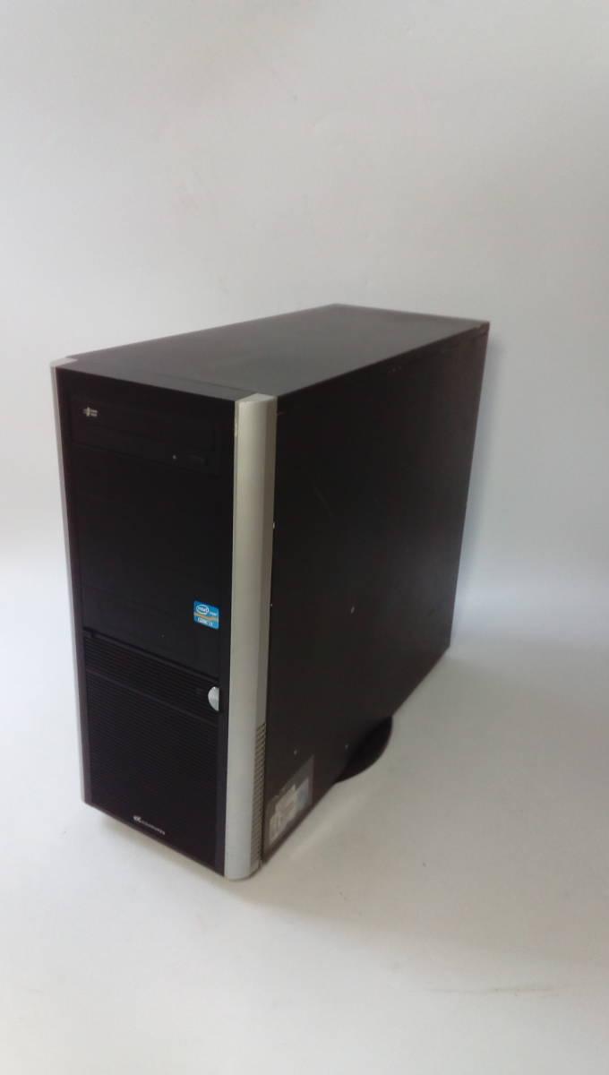 自作PC ■core i7-860■新品SSD120GB■メモリ-4G■ GTX-250 ■windows10 home Prem  office2013_画像3