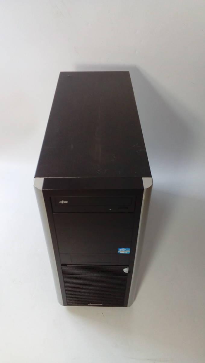 自作PC ■core i7-860■新品SSD120GB■メモリ-4G■ GTX-250 ■windows10 home Prem  office2013_画像4