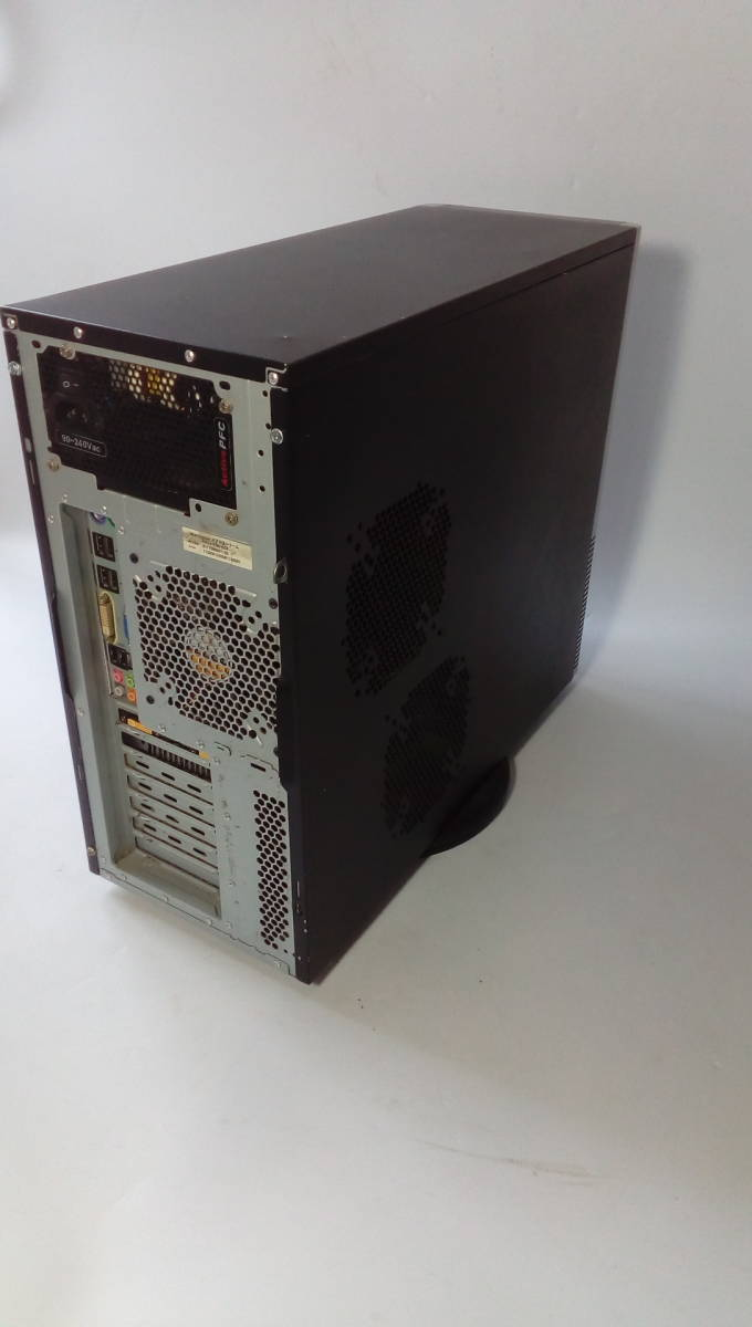 自作PC ■core i7-860■新品SSD120GB■メモリ-4G■ GTX-250 ■windows10 home Prem  office2013_画像6