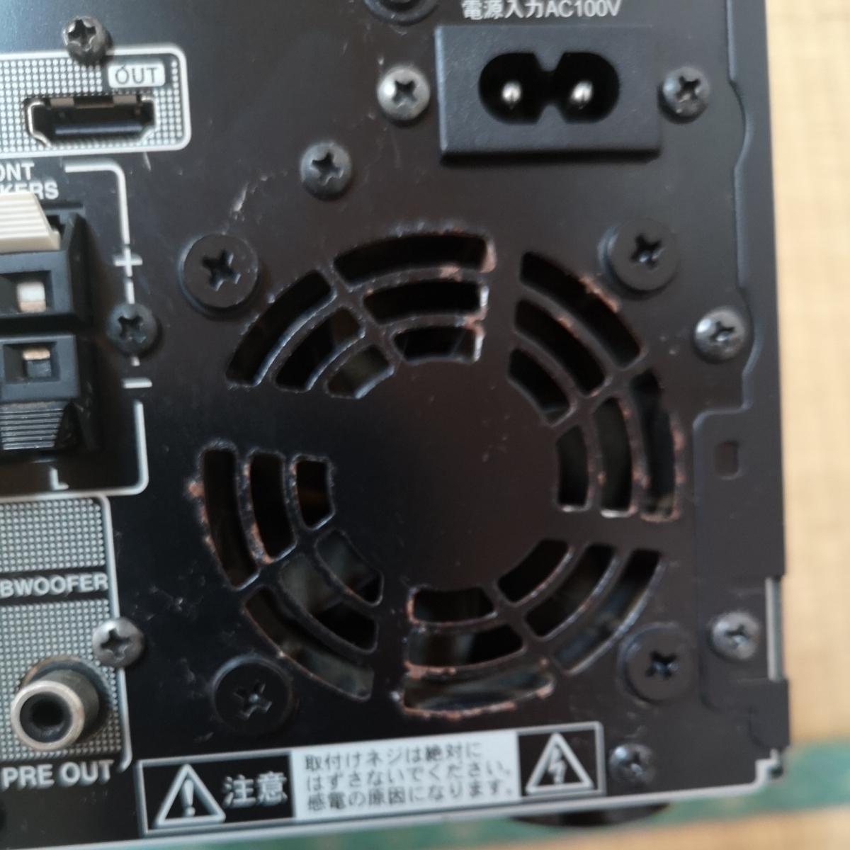 ONKYO オンキョー AVアンプ SA-205HDX_画像3