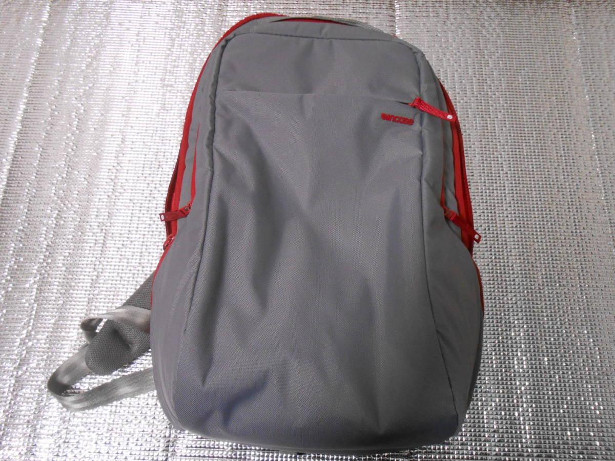 Incase インケース ICON Slim Pack Backpack Apple Lucky Bag 2015 限定 MacBookやiPad、iphoneに_画像9
