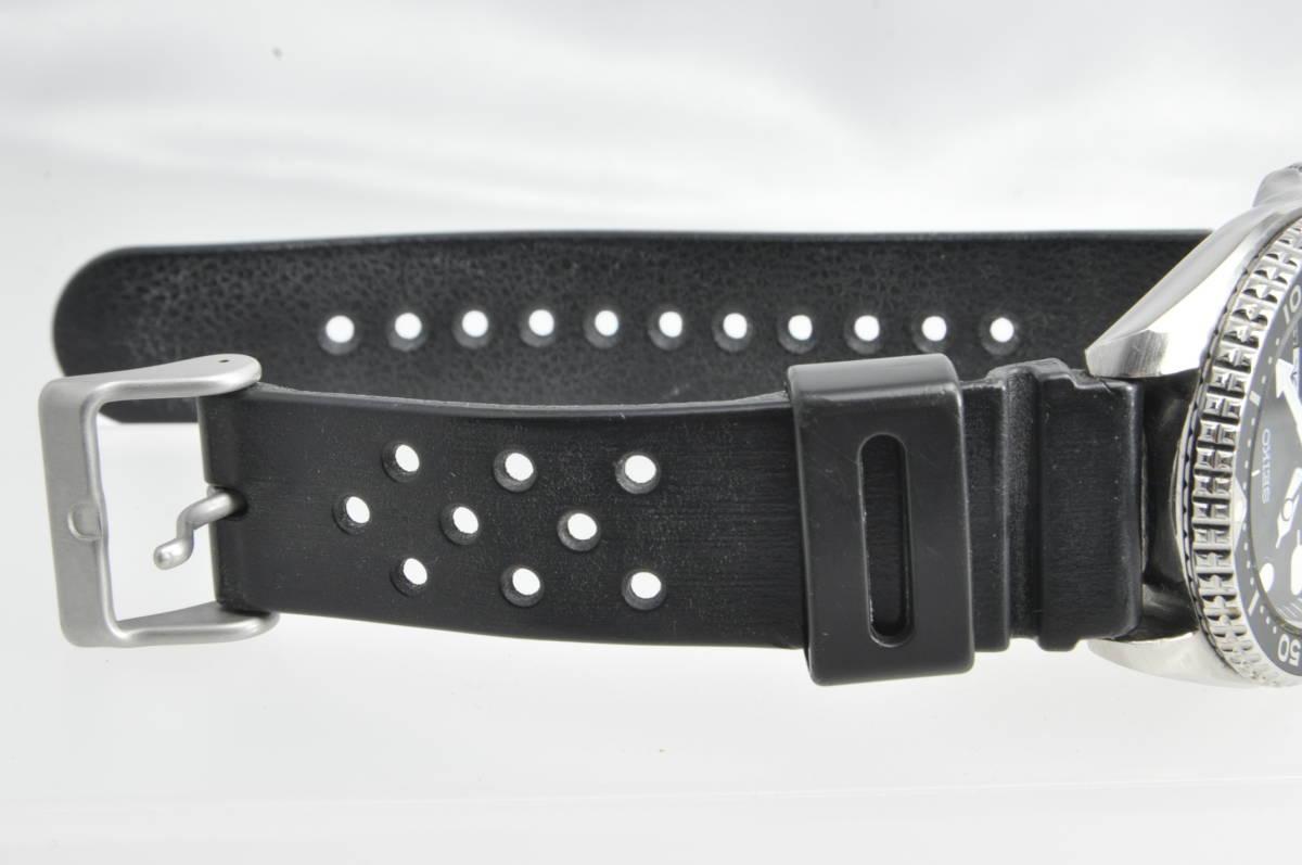 #3597 SEIKO 7C43-7010 Professinal 200M セイコー クォーツ プロフェッショナル 腕時計 42mm_画像6