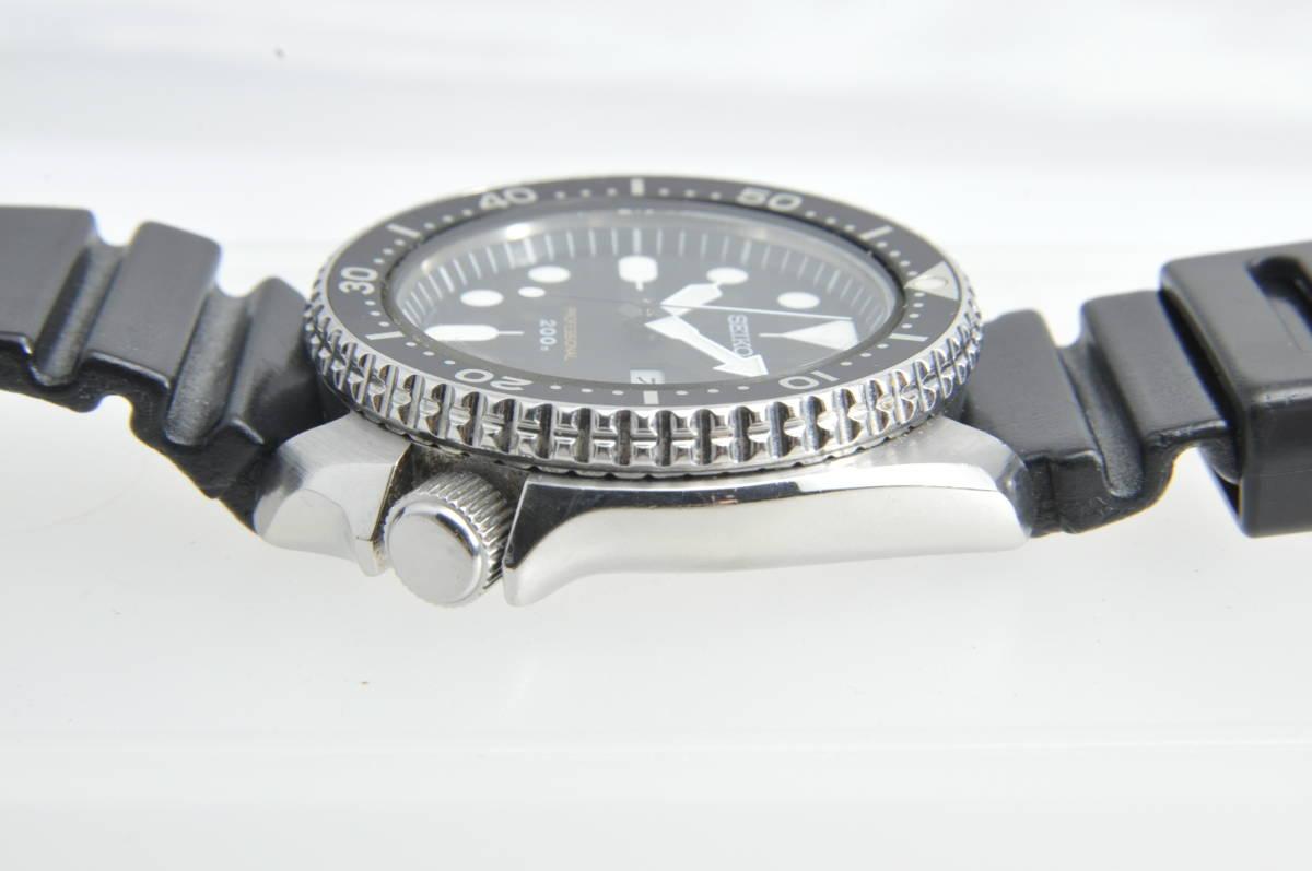 #3597 SEIKO 7C43-7010 Professinal 200M セイコー クォーツ プロフェッショナル 腕時計 42mm_画像2