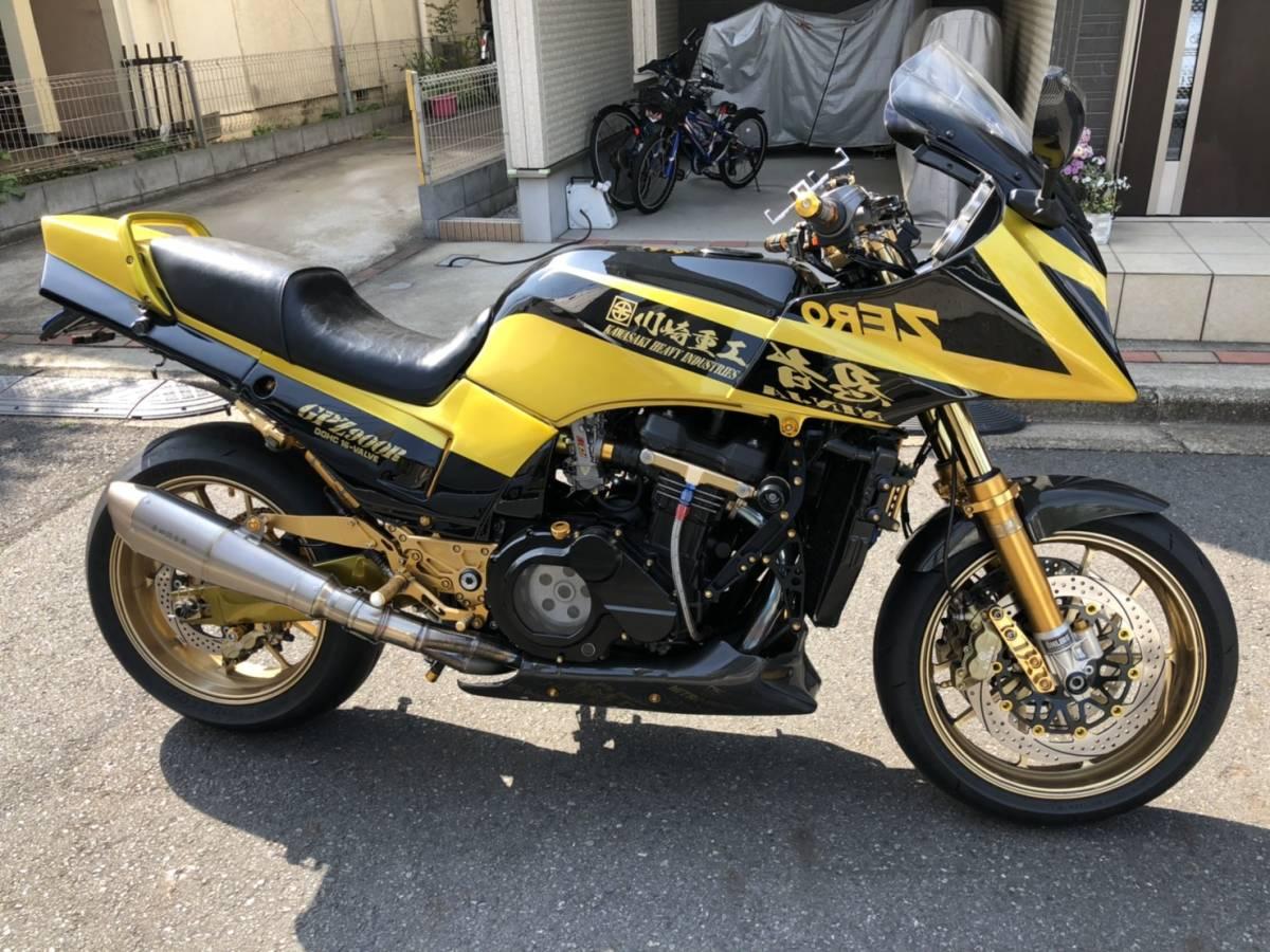 ★☆GPZ900R カスタム☆★