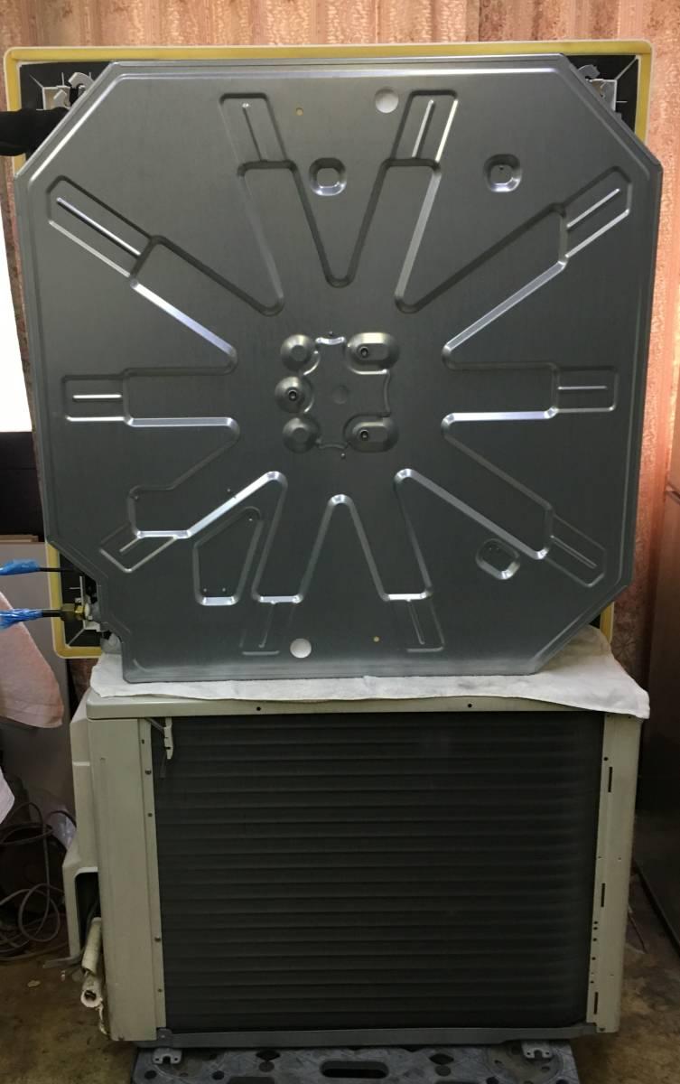 DAIKIN ダイキン 業務用エアコン EcoZEAS 天カセット4方向 1,5馬力 2016年製!!_画像8