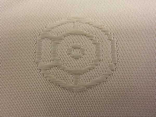 着物屋こころ■極上 西陣 河合美術織物謹製 六通柄袋帯 唐織 宝尽くし 金糸 逸品 j1041_画像6
