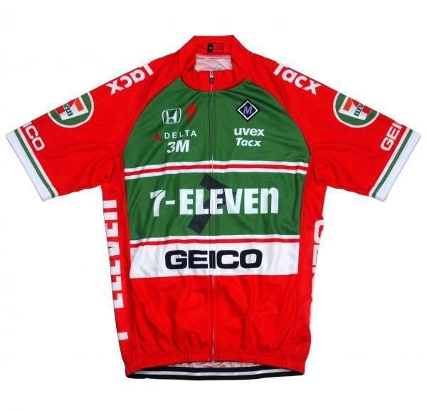 新品 レプリカ プロチームユニフォーム No25 Lサイズ アメリカ サイクルジャージ ウェア メンズ サイクリング 自転車 MTB ロードバイク_画像1