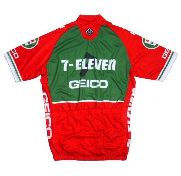 新品 レプリカ プロチームユニフォーム No25 Lサイズ アメリカ サイクルジャージ ウェア メンズ サイクリング 自転車 MTB ロードバイク_画像2