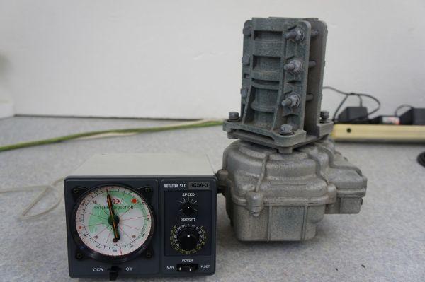 B049212K】クリエイトデザイン RC5A-3 ローテーター 中古品