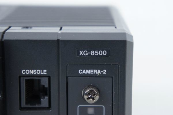 B042308S】KEYENCE キーエンス 画像処理システム XG-8500 CA-DC21E_画像4