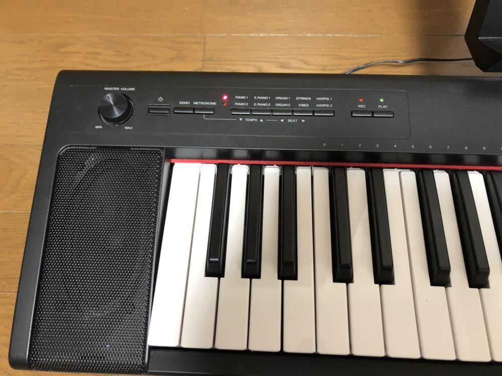 ヤマハ YAMAHA 電子ピアノ piaggera np-32 楽器 中古美品_画像2