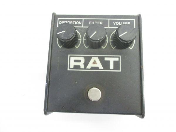 △ジャンク proco RAT プロコ ラット ビンテージギターエフェクター ディストーション A2△_画像6
