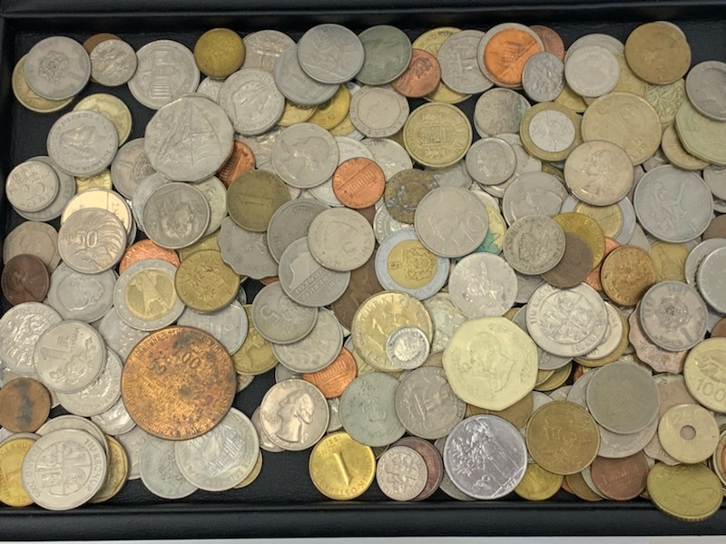 外国貨幣おまとめ 約1380g 未選別_画像9