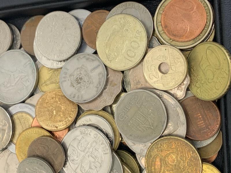 外国貨幣おまとめ 約1380g 未選別_画像5