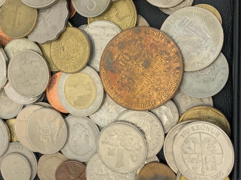 外国貨幣おまとめ 約1380g 未選別_画像7