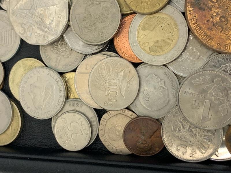 外国貨幣おまとめ 約1380g 未選別_画像8