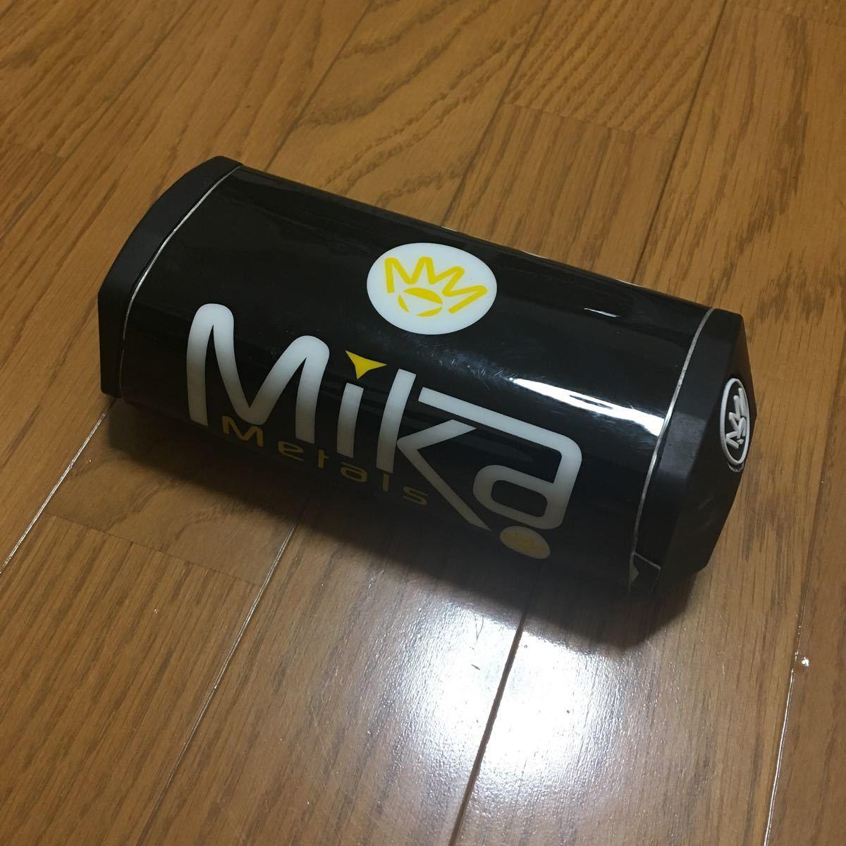 ミカメタル 28.6 YZ系 テーパーバーハンドル 検/モトクロス/モタード/CRF/RM-Z/WR/KX/250/450/レンサル/ZETA_画像5