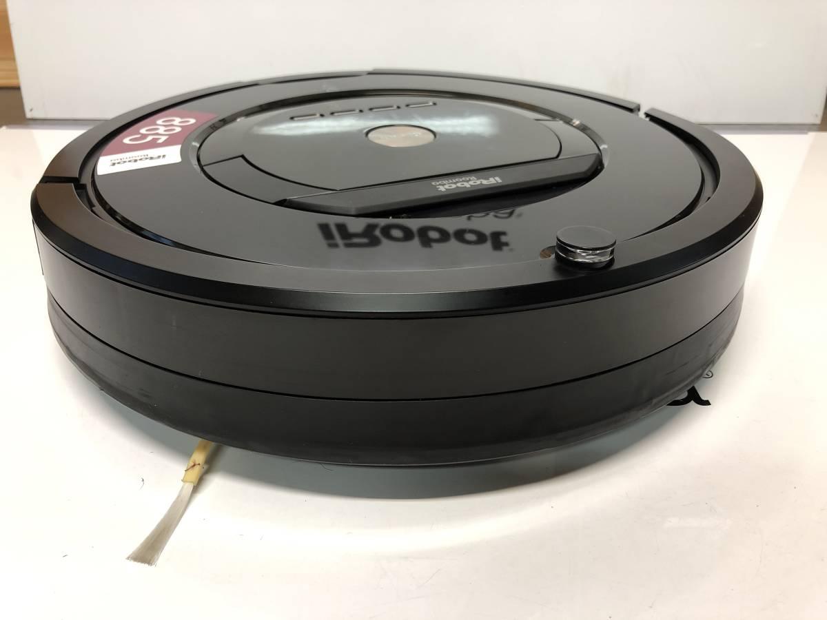 車輪十分山。★15年製★iRobot Roomba★ロボット掃除機★ルンバ885★(1)即決送料無料。_画像2