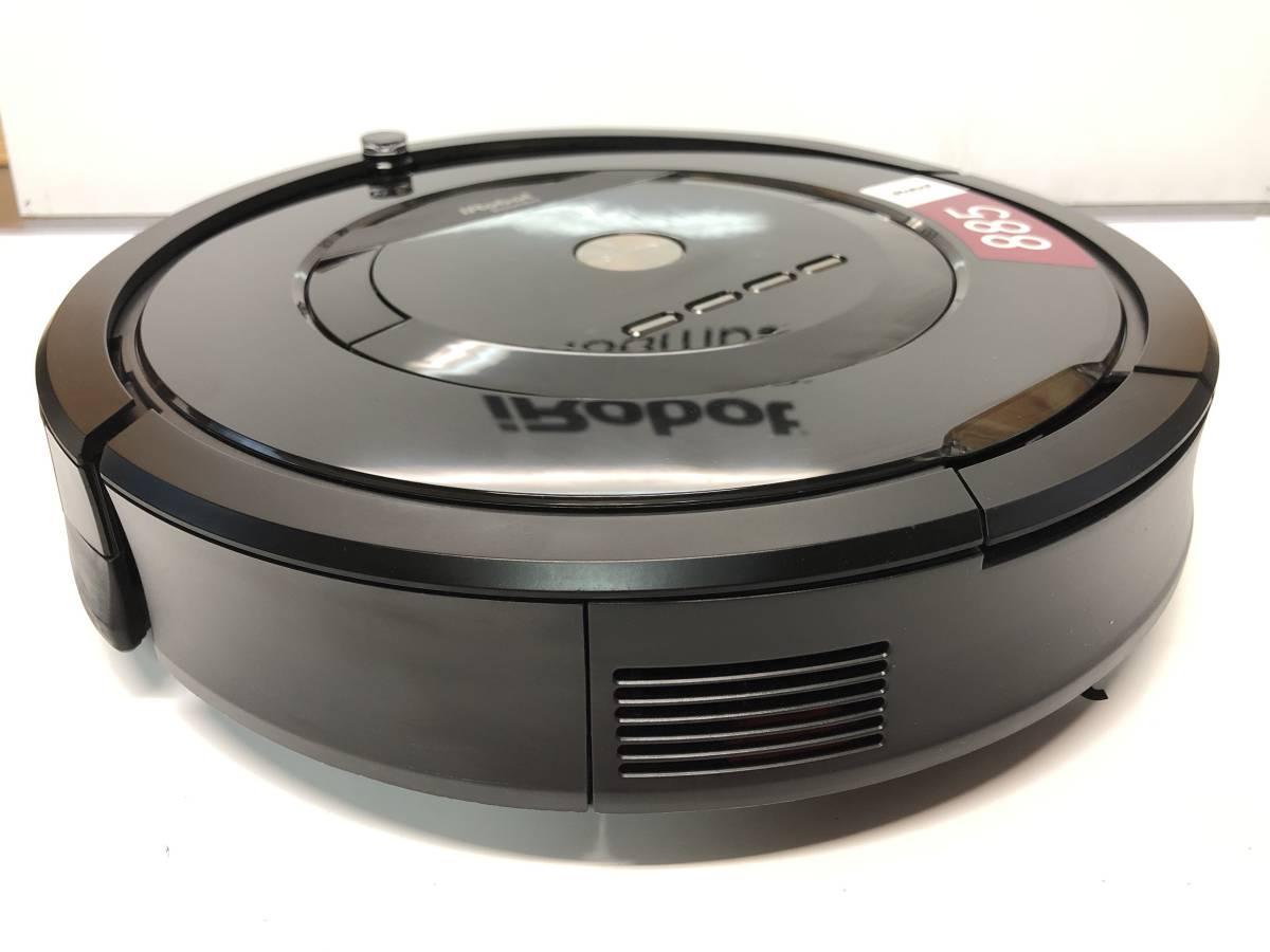 車輪十分山。★15年製★iRobot Roomba★ロボット掃除機★ルンバ885★(1)即決送料無料。_画像3