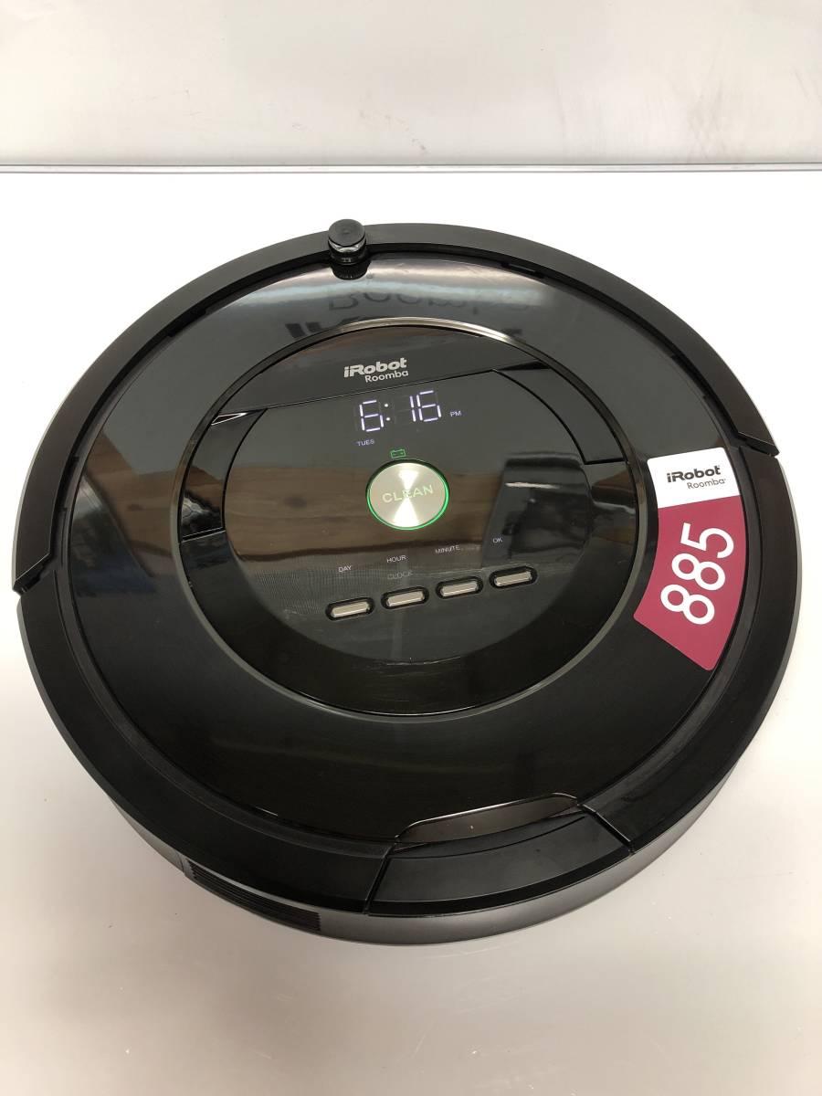 車輪十分山。★15年製★iRobot Roomba★ロボット掃除機★ルンバ885★(1)即決送料無料。_画像4