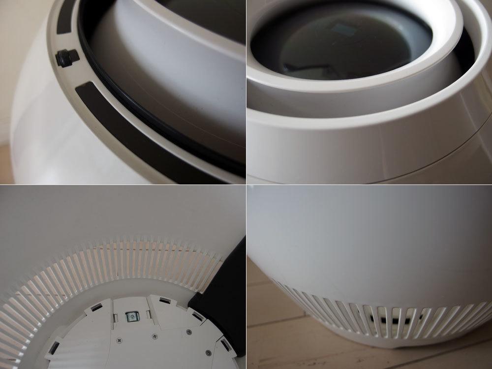 BALMUDA ERN-1000SD-WK バルミューダ 気化式加湿器 Rain 2015年製_画像10