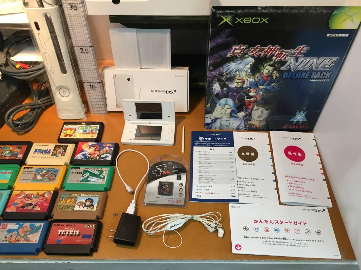 ゲーム 本体 ソフト ハンコン ポータブルゲーム機 フィギュア ぬいぐるみ ファミコン スーファミ XBOX360 マリオ ドラクエ FF ロックマン _画像8