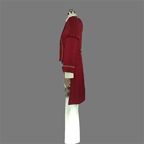 在庫処分 コスプレ衣装 Code:Realize ~創世の姫君~ Arsene Lupin アルセーヌ・ルパン 風 女性XL_画像2