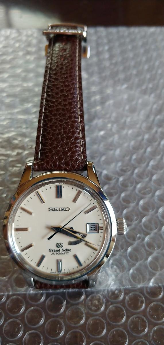 超美品 腕時計グランドセイコー 自動巻 時計 品番 SBGL017 機種番号 9S67 ムーブメント製造連番 202657 オーバーホール済_画像5